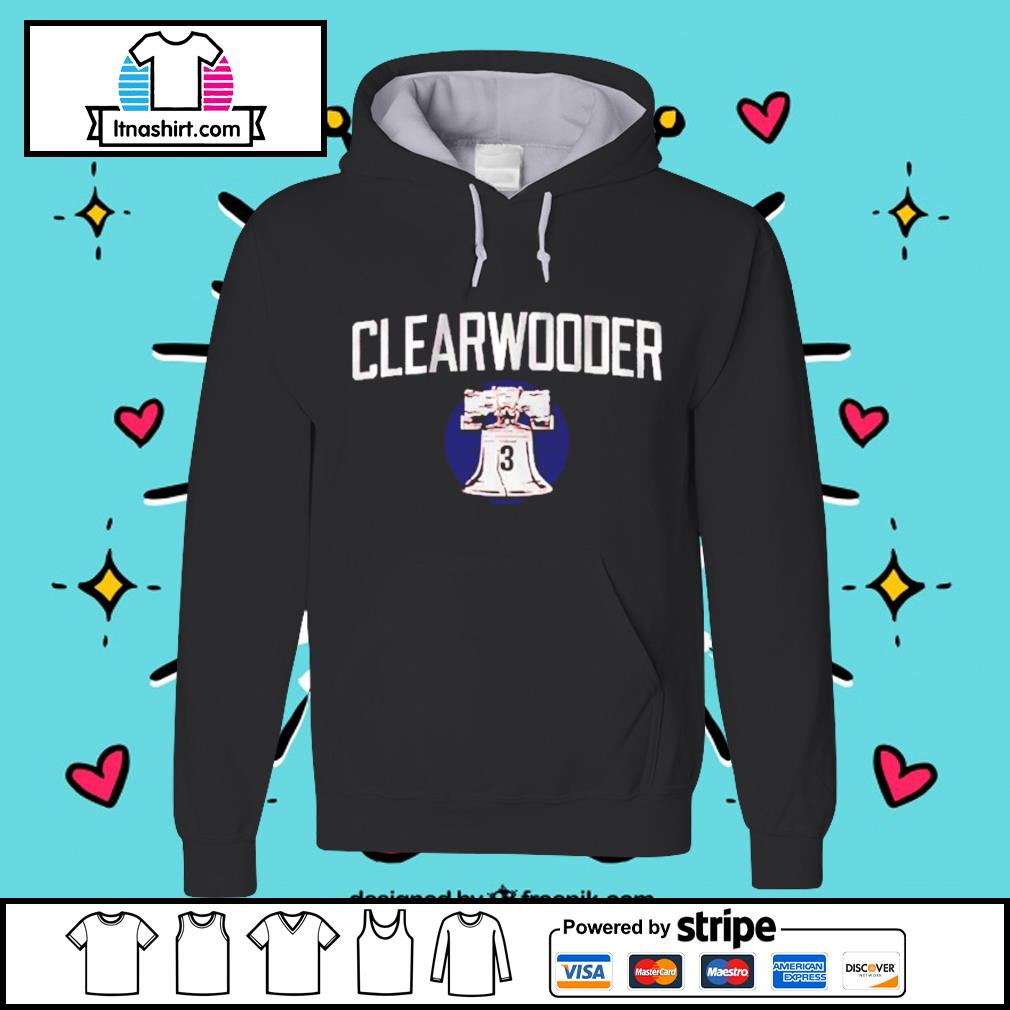Bryce Harper Clearwooder Pennsylvania Shirt hoodie