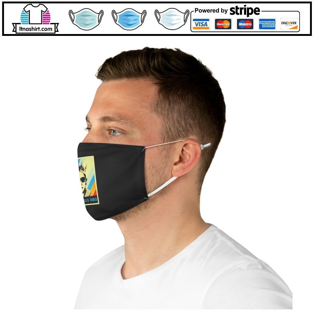 Notorious R.B.G face mask e